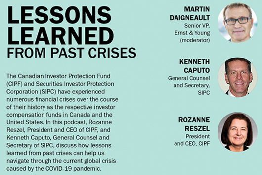 Lessons Learned From Past Crises
