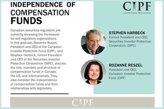 Independence of Compensation Funds