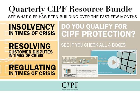 Quarterly CIPF Resource Bundle
